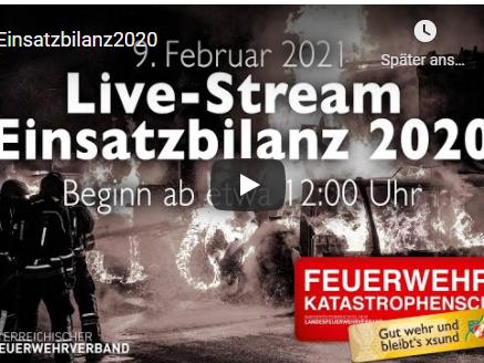 Einsatzbilanz 2020